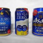 糖質プリン体ゼロビール