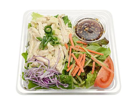 コンビニ ダイエット 食品 サラダ 1