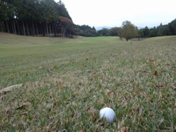 ゴルフラウンド 打ちっぱなし練習 カロリー消費量 1